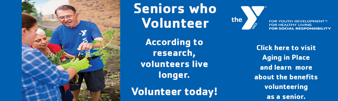 Senior Volunteering