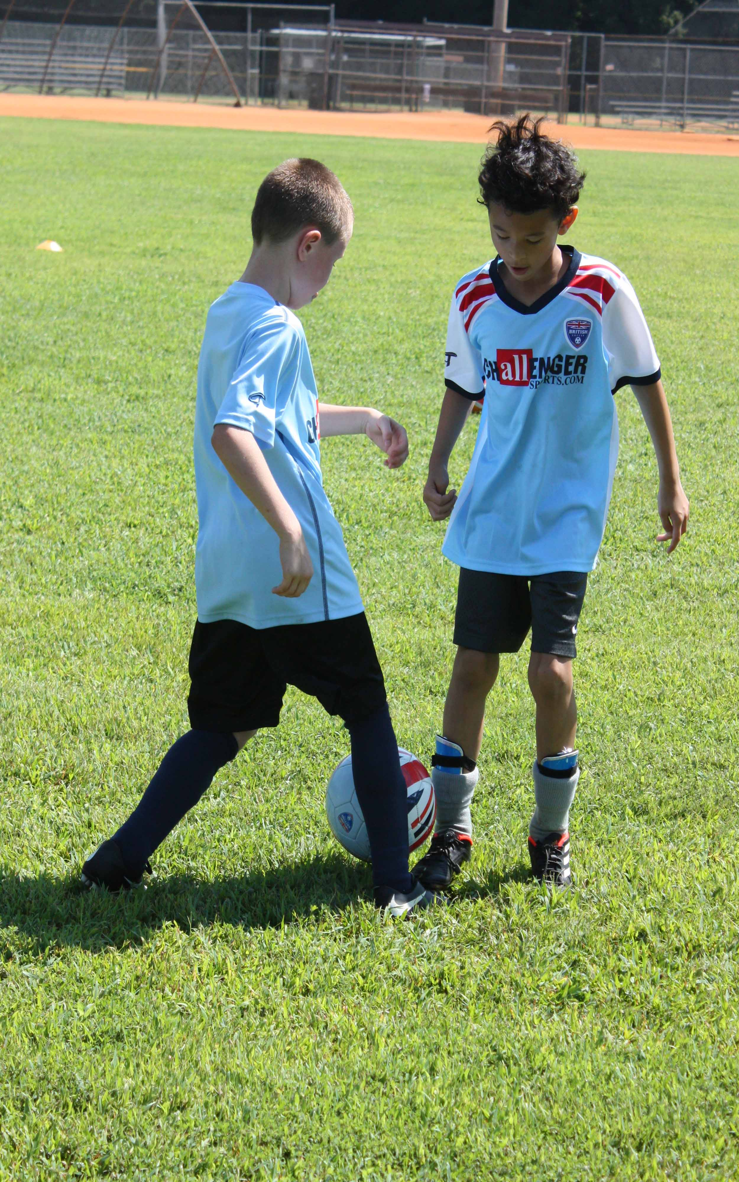 Soccer Camp website 2